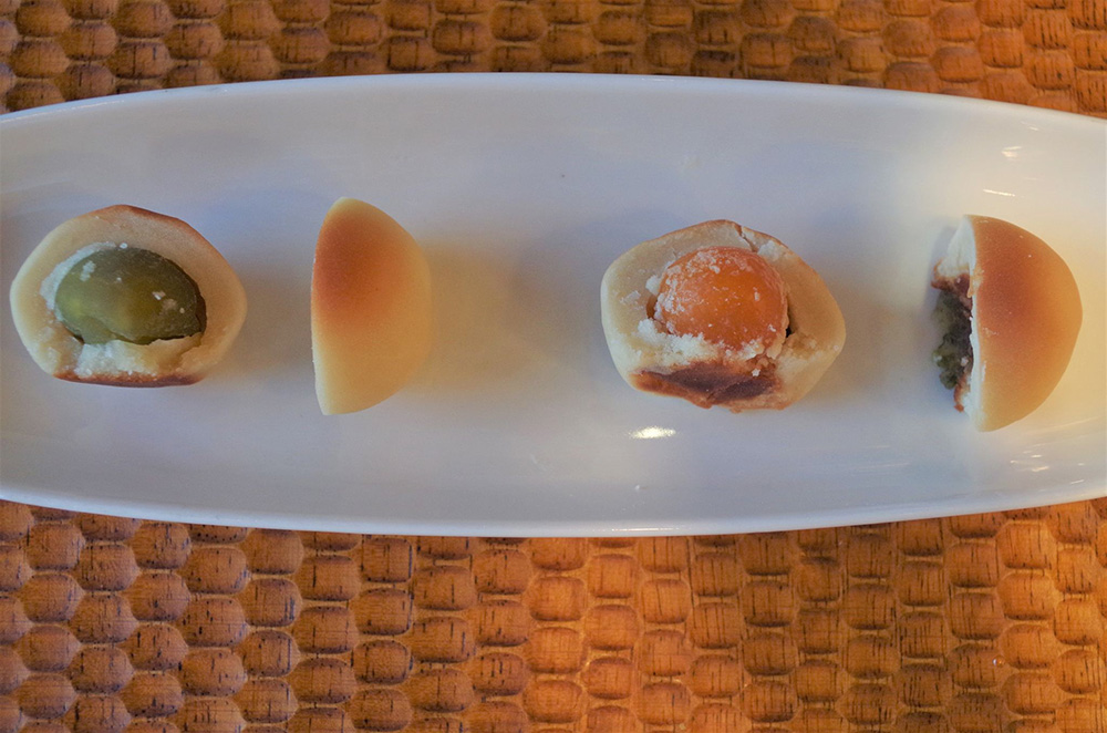 桃山(金柑、梅)